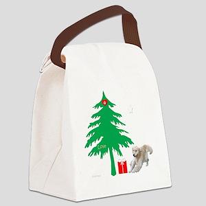 ApronLove4NavyMerge Canvas Lunch Bag