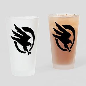 GDI Logo Drinking Glass