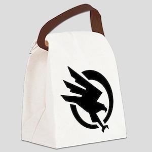 GDI Logo Canvas Lunch Bag