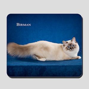 Birman Mousepad