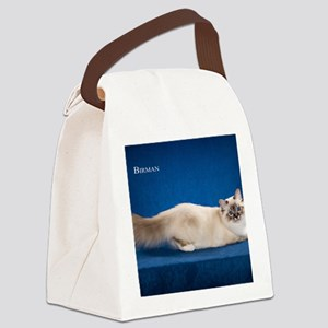 Birman Canvas Lunch Bag
