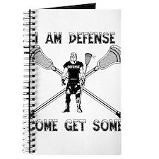 Lacrosse Defense GETSOME Journal