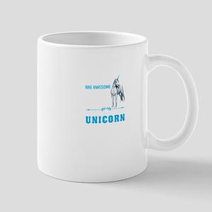 Unicorns Are Awesome Mugs