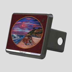 Woody Go? a shirt Rectangular Hitch Cover