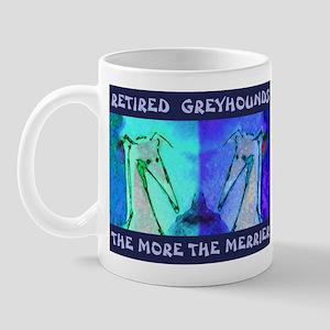More Greyhounds Mug