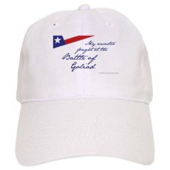 Battle of Goliad Baseball Cap