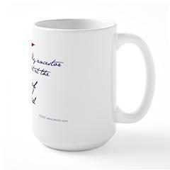 Battle of Goliad Large Mug