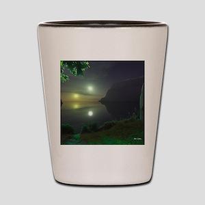 ViridianLakeMousepad Shot Glass