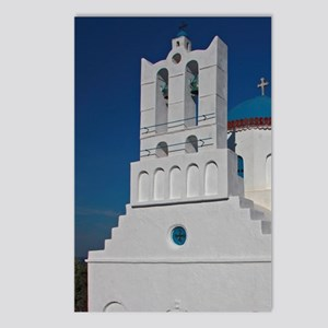 Sifnos. A traditional Gre Postcards (Package of 8)