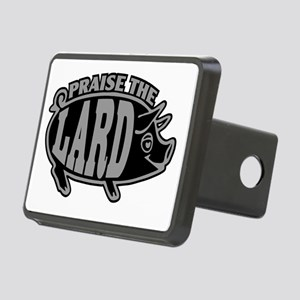 Praise the Lard Rectangular Hitch Cover