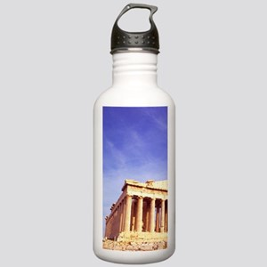 Ancient Greece Parthen Stainless Water Bottle 1.0L