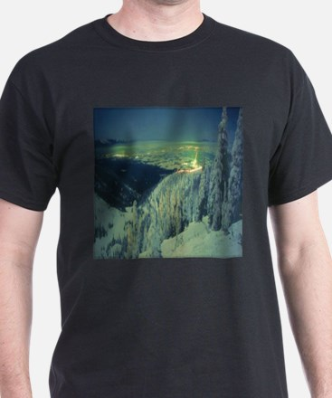 Big Mountain Night T-Shirt