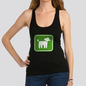 poodlesign Racerback Tank Top