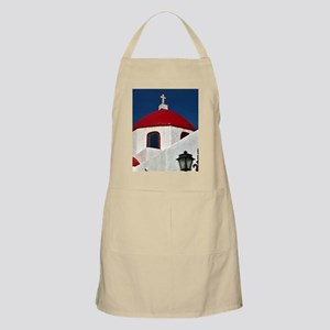 Red-domed church, Mykonos, Greece Apron