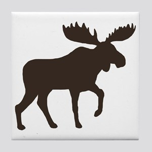 moosebrown Tile Coaster