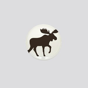 moosebrown Mini Button
