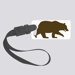 grizzlybrown Small Luggage Tag