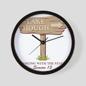 LakeHough Wall Clock