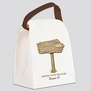 LakeHough Canvas Lunch Bag