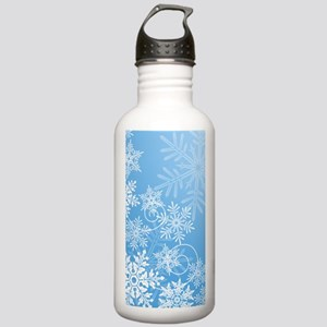 snowflakes_iph3g Stainless Water Bottle 1.0L