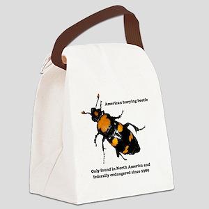 ABB endangered Canvas Lunch Bag