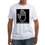 Mathi.com Fitted T-Shirt