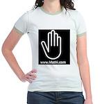 Mathi.com Jr. Ringer T-Shirt