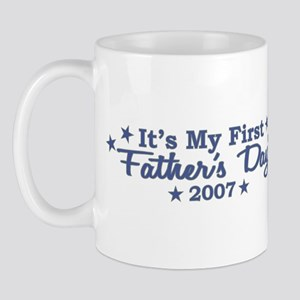 It's My First Father's Day Mug
