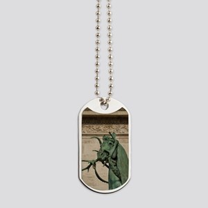 Horsemen of the Magyar tribes's Square. M Dog Tags