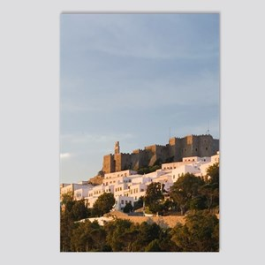 Hora: Monastery of St. Jo Postcards (Package of 8)