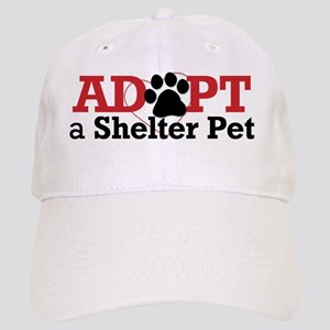 Adopt a Shelter Pet Cap