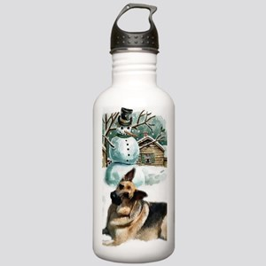 gsd snowman Stainless Water Bottle 1.0L