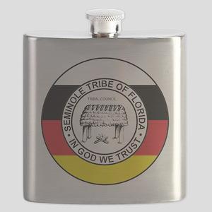 TribalSeal300dpi Flask