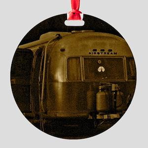 AIRSTREAM CEPIA Round Ornament