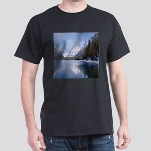 Lake McDonald Dark T-Shirt