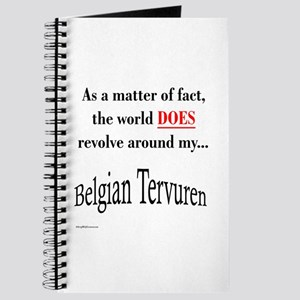 Belgian Tervuren World Journal