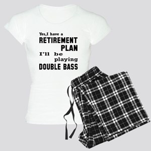 Yes, I have a Retirement pl Women's Light Pajamas