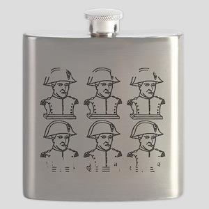SixNapoleons_dark Flask