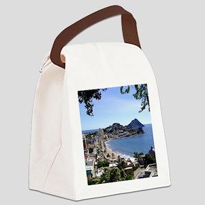 Mar. Canvas Lunch Bag