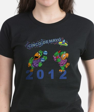 cinco392012Wlight Women's Dark T-Shirt