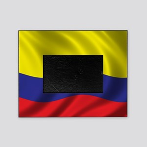 colombia_flag Picture Frame