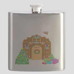 First Home 2011White Flask