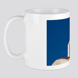 Greece and Greek Island of Mykonos and  Mug