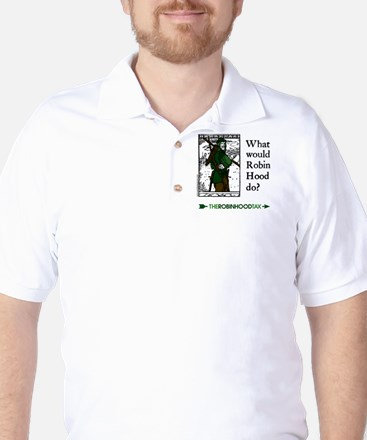 RobinHood12x12 Golf Shirt