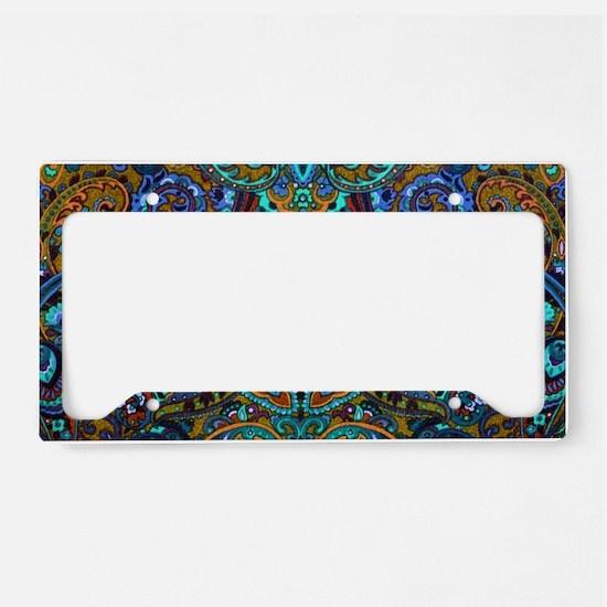 Laptop Funkytown License Plate Holder