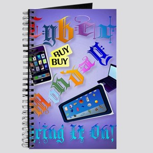 Cyber Monday-Bring It On-2 PosterP Journal