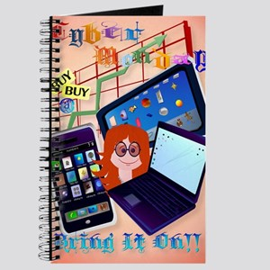 Cyber Munday-Bring It On! Poster Journal
