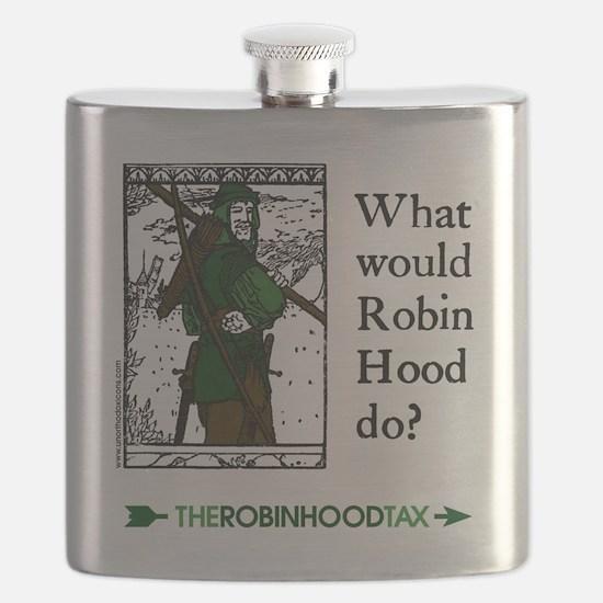RobinHood10x10 Flask