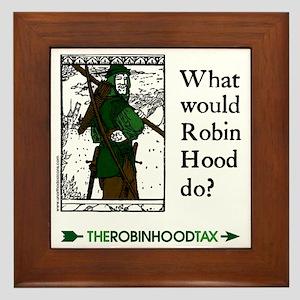 RobinHood10x10 Framed Tile