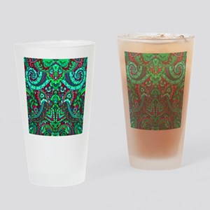 Pillow Neon Funk Drinking Glass